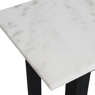 Shop Marble Console Belmont at Rose St Trading Co