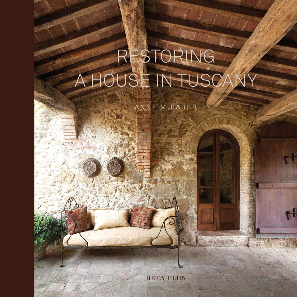 Shop Restoring a House in Tuscany at Rose St Trading Co