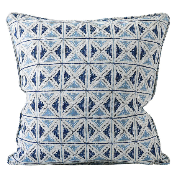 Shop Chobari Riviera Linen Cushion at Rose St Trading Co