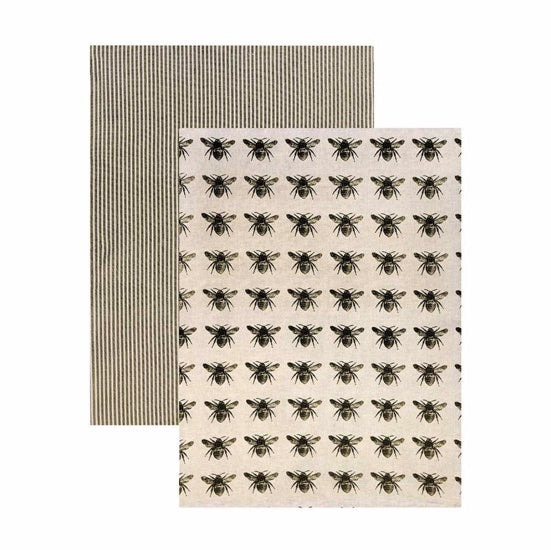 Shop Tea Towel Pack 2 | OLIVE at Rose St Trading Co