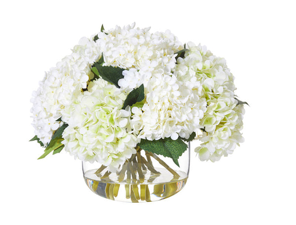 Shop Hydrangea Mix- Avery Bowl 35cm at Rose St Trading Co