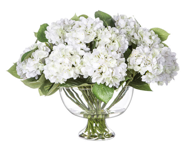 Shop Hydrangea Mix- Dahlia Bowl 80cm at Rose St Trading Co