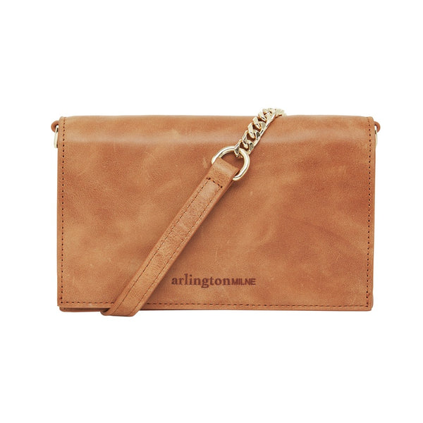Shop Jasmine Wallet - Vintage Tan at Rose St Trading Co
