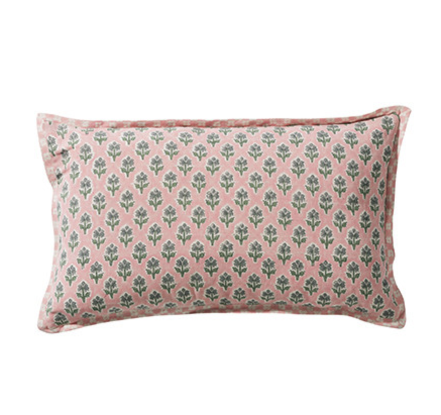 Shop Valentina Saffy Cushion at Rose St Trading Co