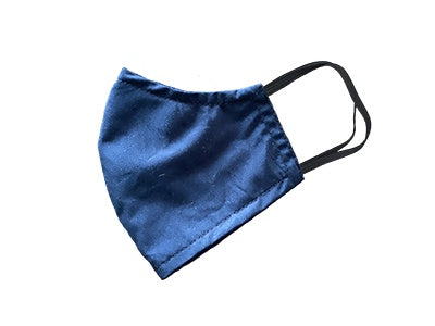 Shop Navy Blue Face Mask at Rose St Trading Co