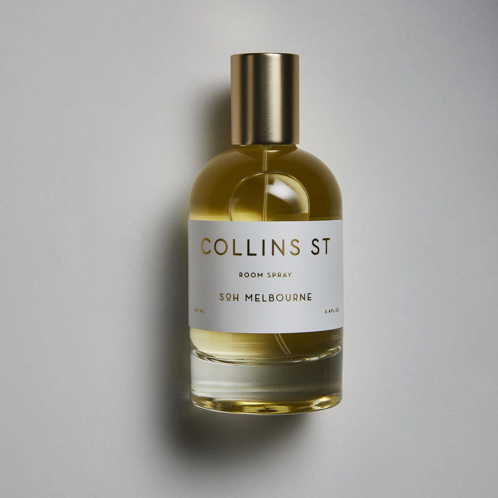 Shop SOH Collins Street Room Spray |100ml at Rose St Trading Co