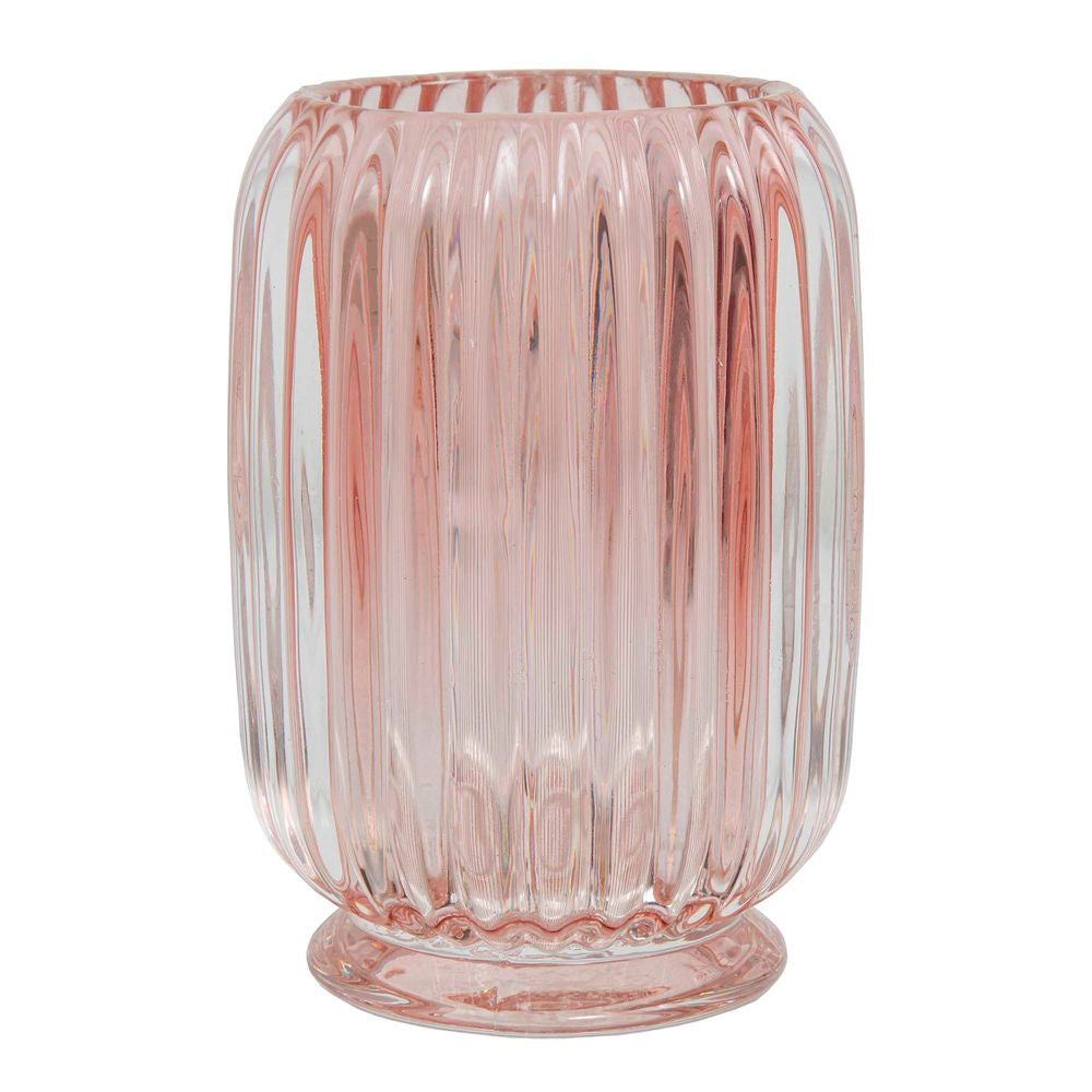 Shop Tea Light Tall Candle Holder | Pink at Rose St Trading Co