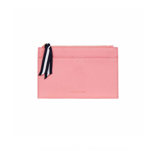 Shop New York Coin Purse - Carnation Pink at Rose St Trading Co