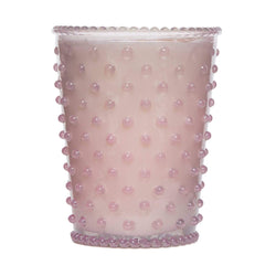 Shop Hobnail Candle | Coral at Rose St Trading Co