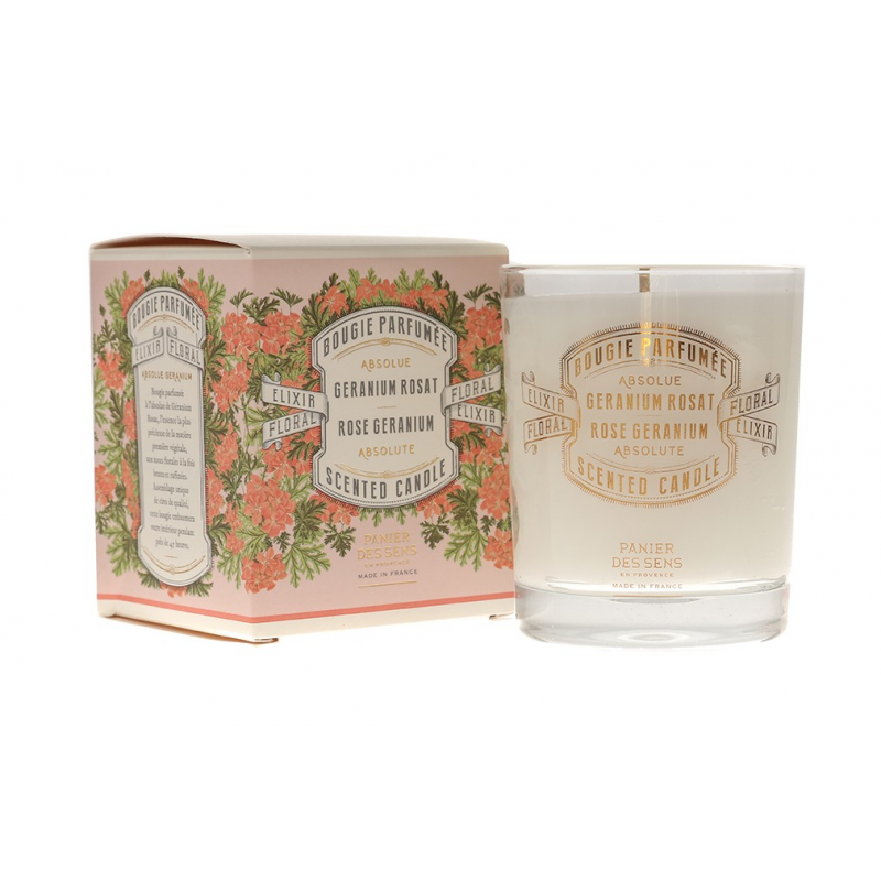 Shop Rose Geranium Candle at Rose St Trading Co