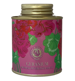 Shop Geranium Bath Salts at Rose St Trading Co