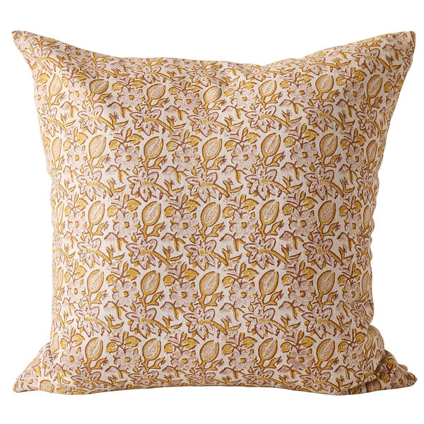 Shop Krabi Soleil Linen Cushion at Rose St Trading Co