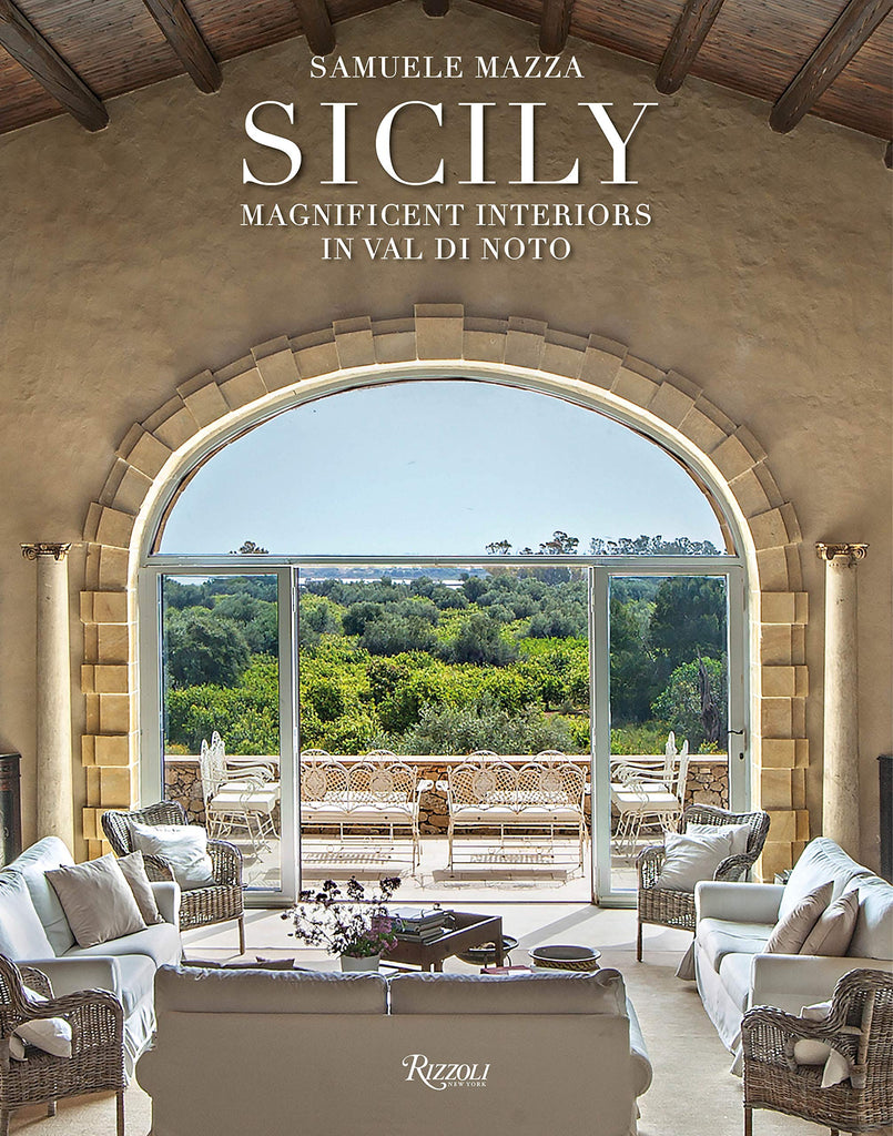 Shop Magnificent Interiors of Sicily at Rose St Trading Co