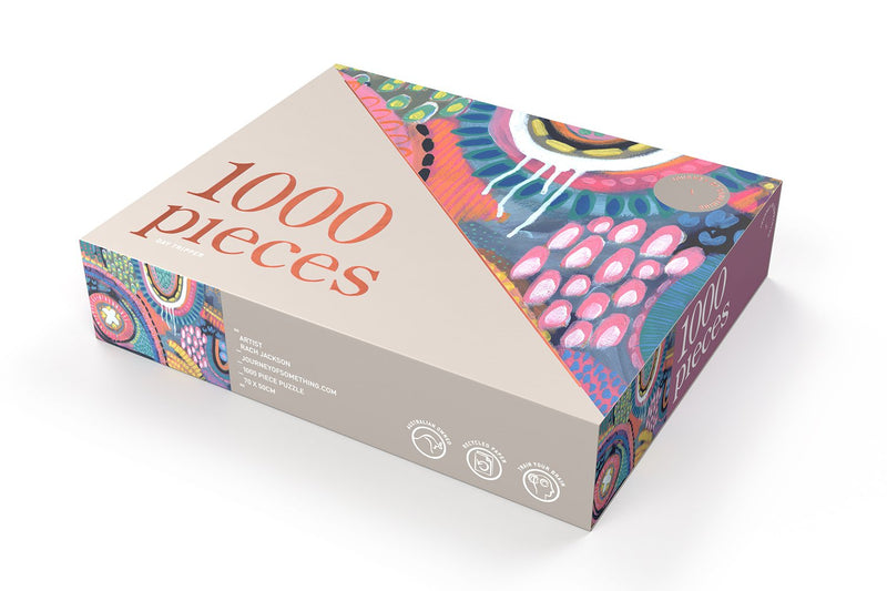 Shop 1000 Piece Puzzle | Day Tripper at Rose St Trading Co