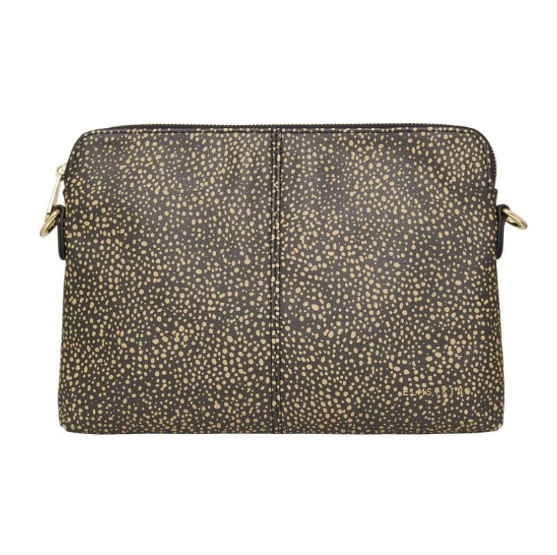 Shop Double Bowery Clutch | Dark Cheetah at Rose St Trading Co