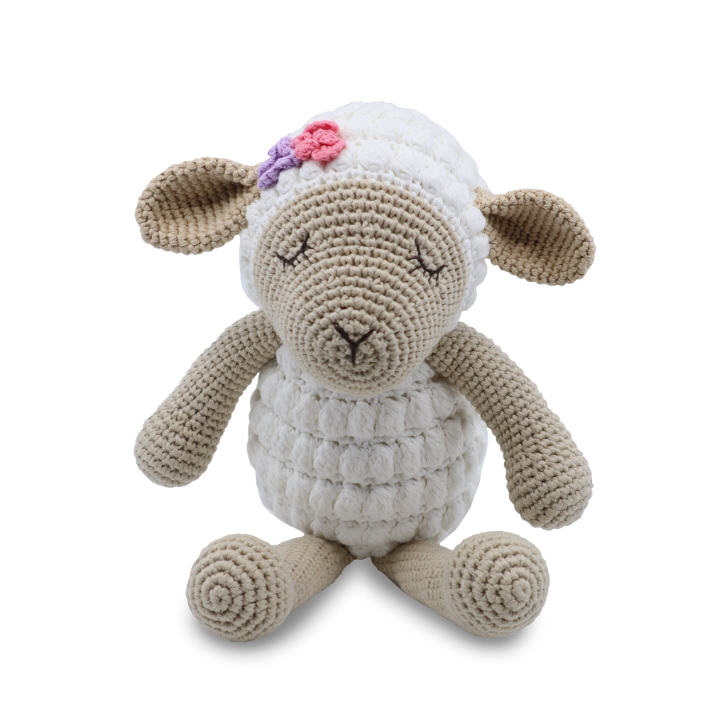 Shop Medium Toy | Lamb at Rose St Trading Co