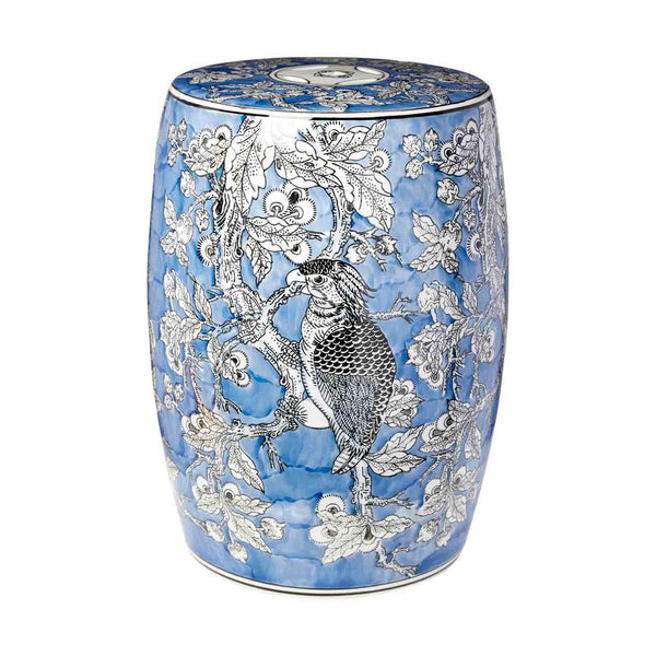 Shop Cockatoo Ceramic Stool | 44cm at Rose St Trading Co