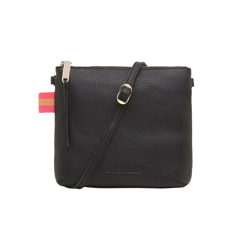 Shop Alexis Crossbody | Black at Rose St Trading Co