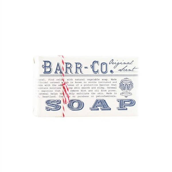 Shop Barr Co Wrapped Soap Original at Rose St Trading Co
