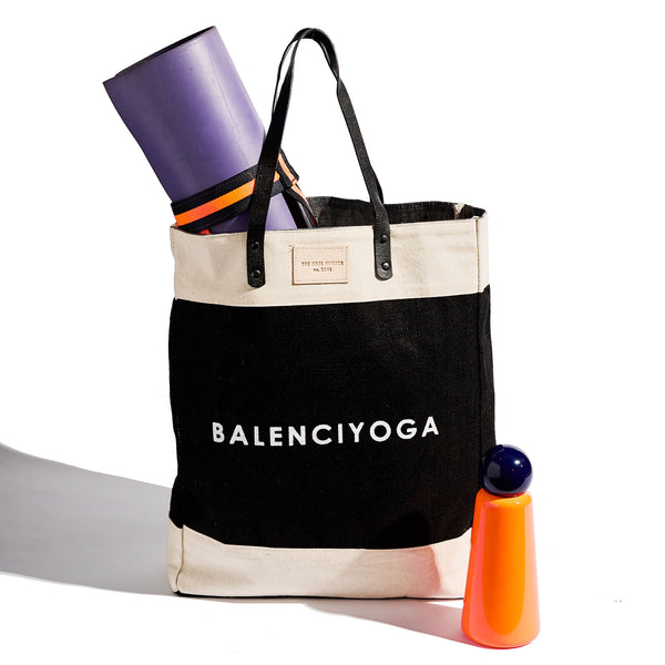Shop Market Bag - Balenciyoga at Rose St Trading Co