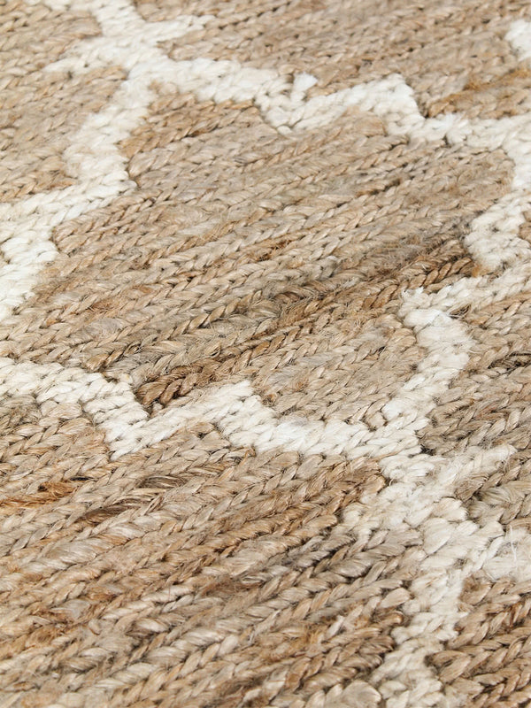 Shop Rug | Bengali Natural/Cream at Rose St Trading Co