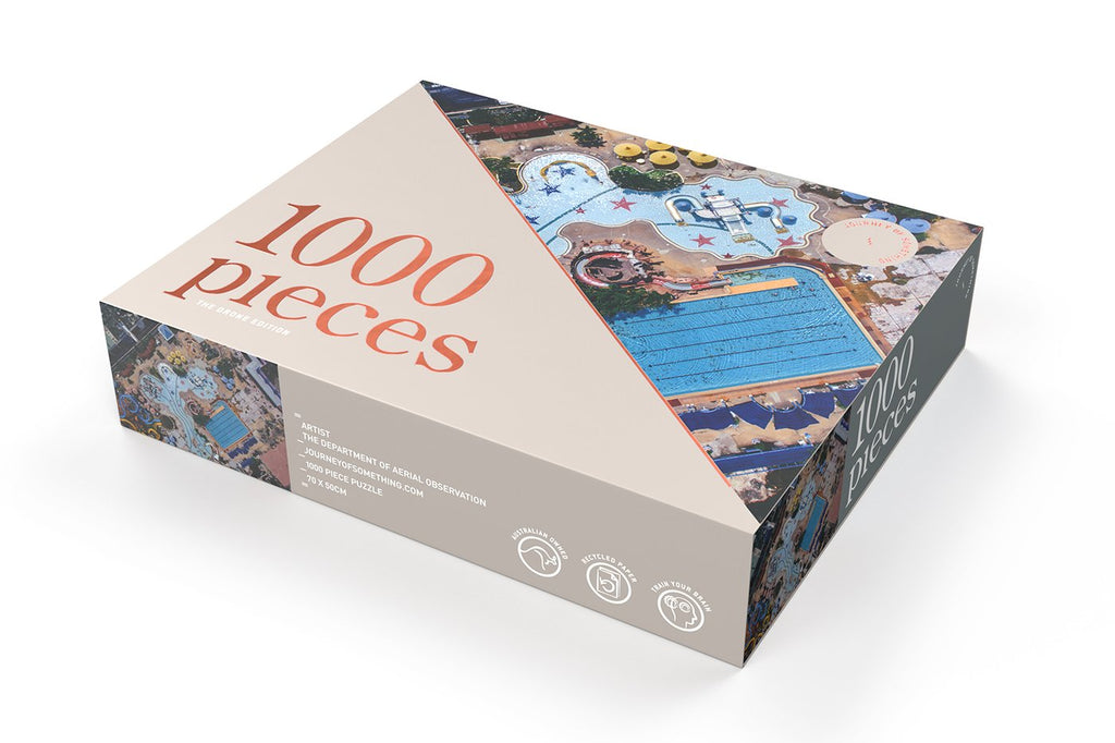 Shop 1000 Piece Puzzle | Waterpark at Rose St Trading Co
