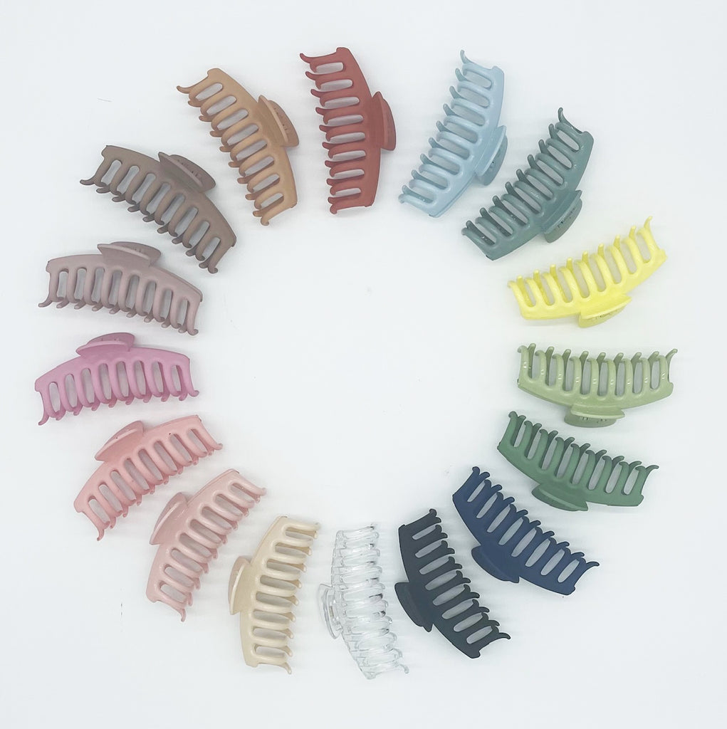 Shop Claw Hair Clips at Rose St Trading Co