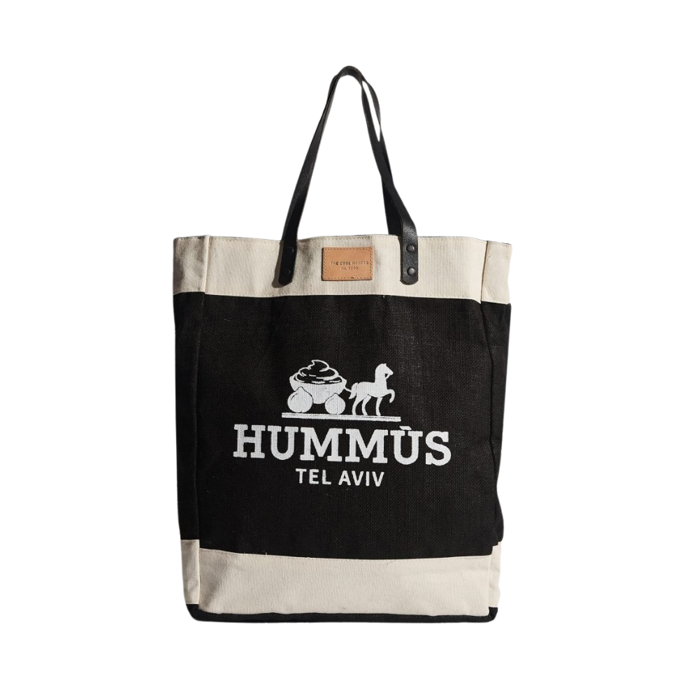 Shop Market Bag - Hummus at Rose St Trading Co
