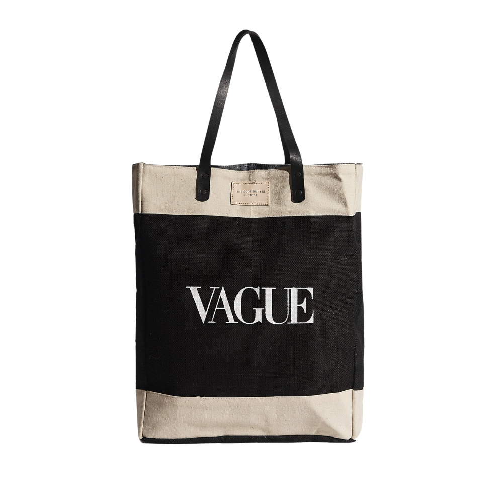 Shop Market Bag - Vague at Rose St Trading Co