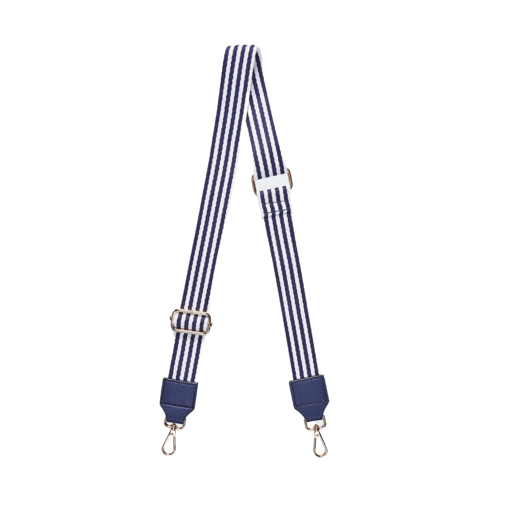 Shop Bag Strap | Navy/White at Rose St Trading Co