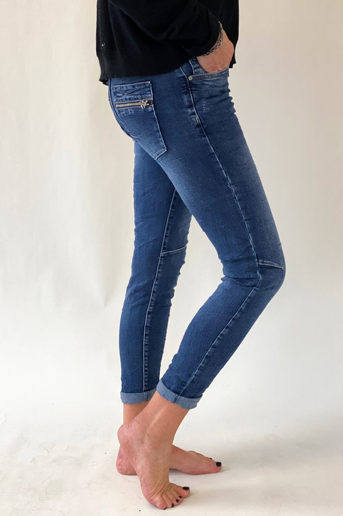 Shop Italian Jeans - Denim at Rose St Trading Co