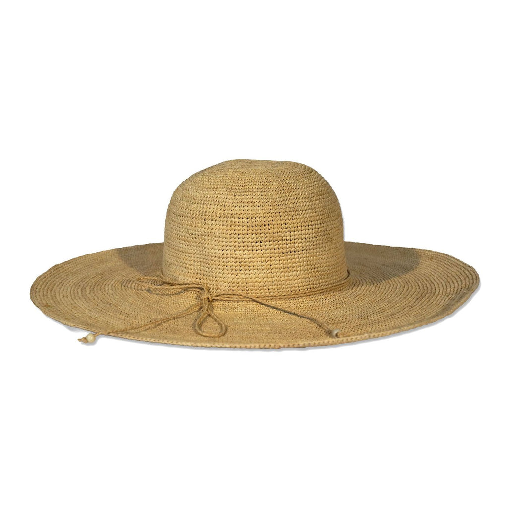 Shop New Desire Hat | Natural at Rose St Trading Co