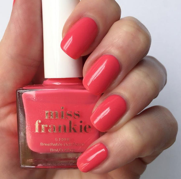 Shop Miss Frankie Nail Polish - Did You Say Prosecco at Rose St Trading Co