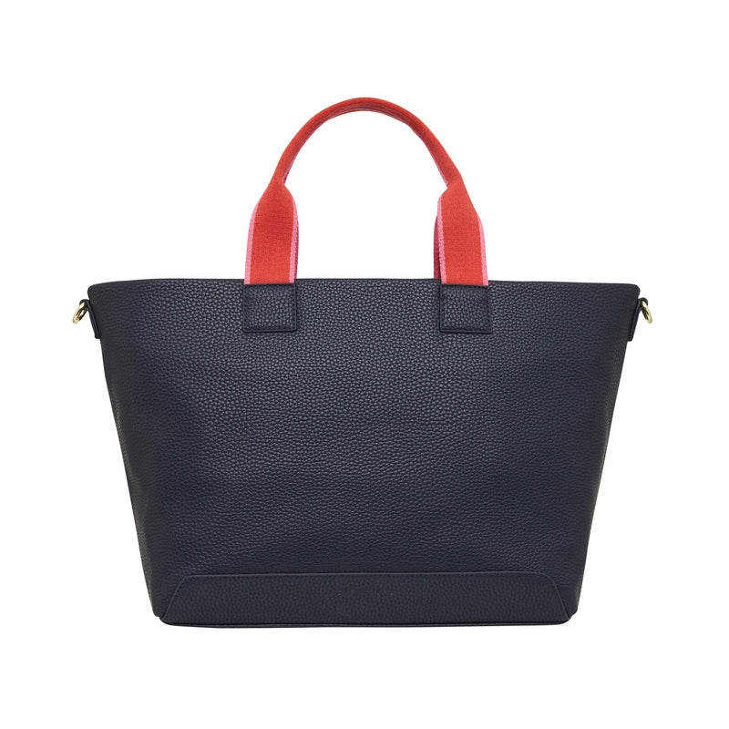 Shop Fairlight Tote | French Navy at Rose St Trading Co