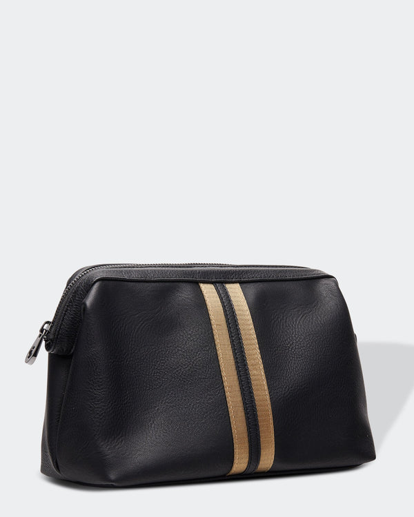 Shop Gilbert Mens Toiletry Bag | Black at Rose St Trading Co