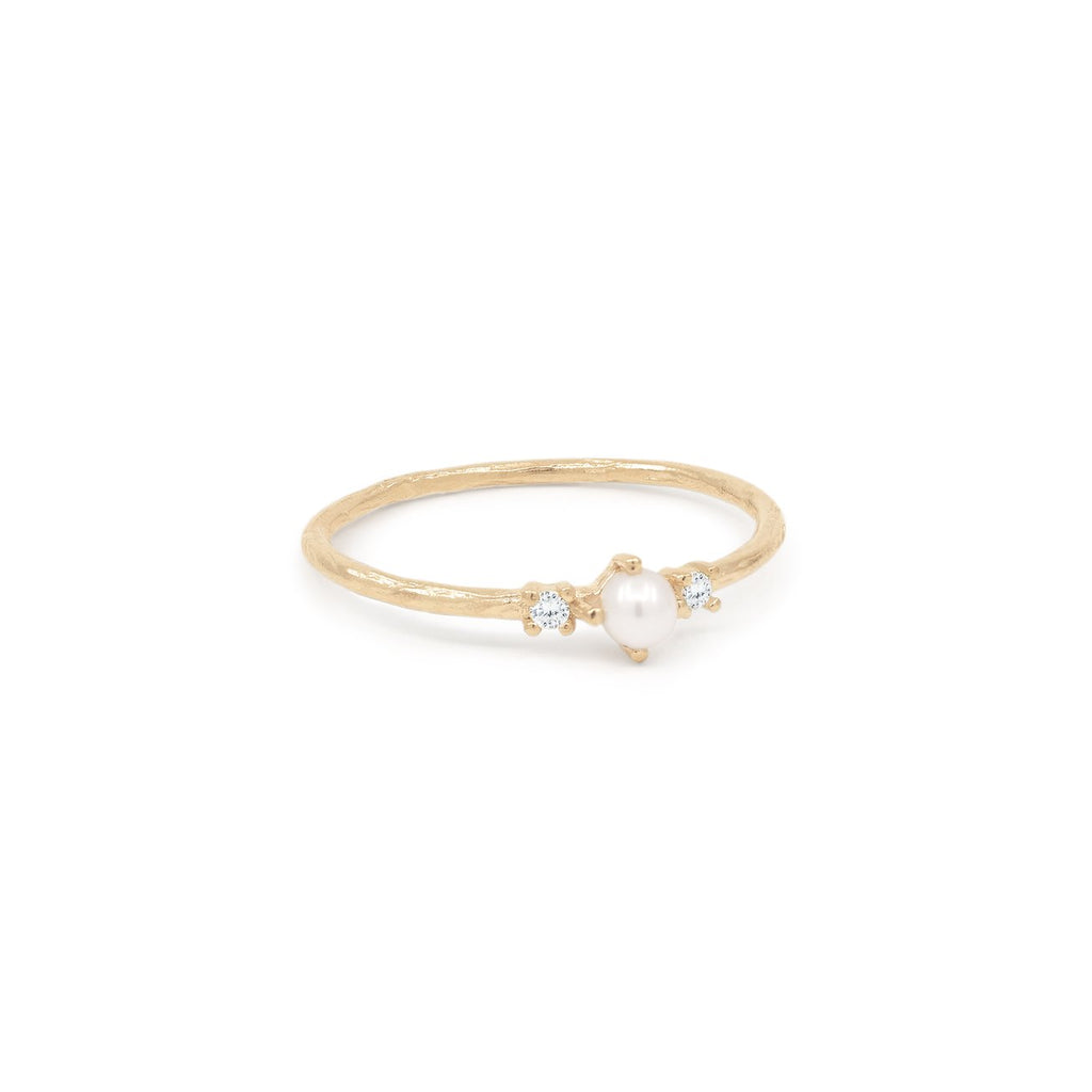 Shop Gold Eternal Peace Ring at Rose St Trading Co