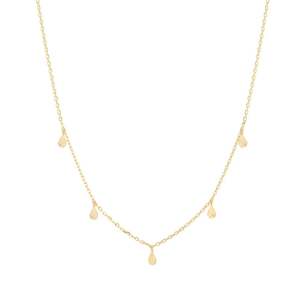 Shop Gold Grace Choker at Rose St Trading Co