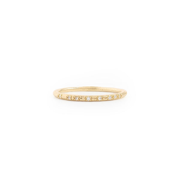 Shop Gold Illuminate Ring at Rose St Trading Co