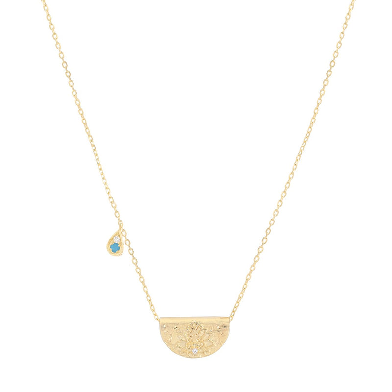 Shop Gold Grow with Grace Necklace at Rose St Trading Co