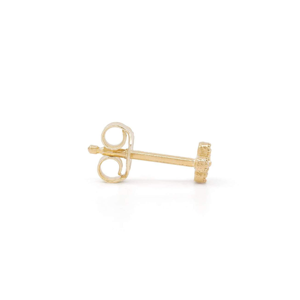 Shop Gold Luminous Earrings at Rose St Trading Co