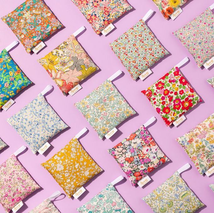 Shop Liberty Print Lavender Sachets at Rose St Trading Co