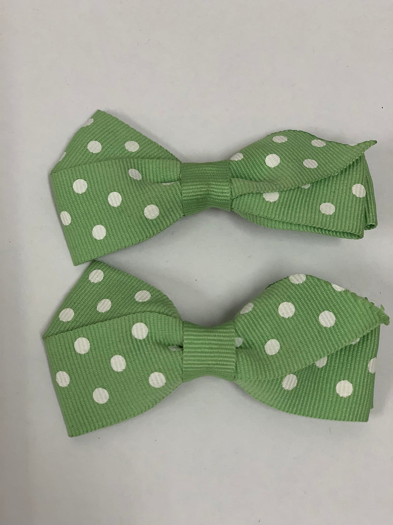 Shop Pair of Large Grosgrain Ribbon Bows at Rose St Trading Co