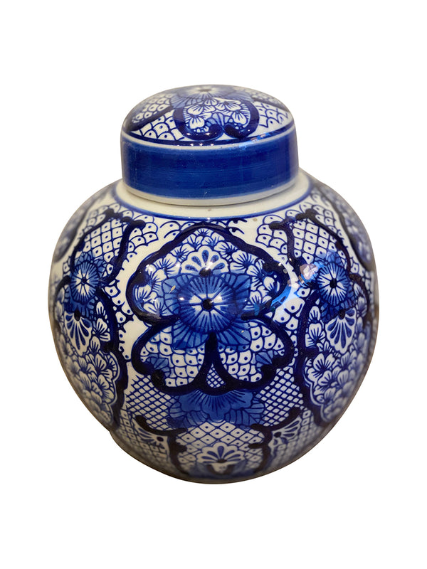 Shop Bloom Ginger Jar - 20cm at Rose St Trading Co