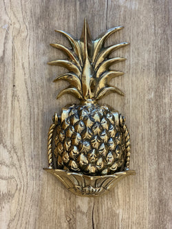 Shop Pineapple Brass Doorknocker at Rose St Trading Co
