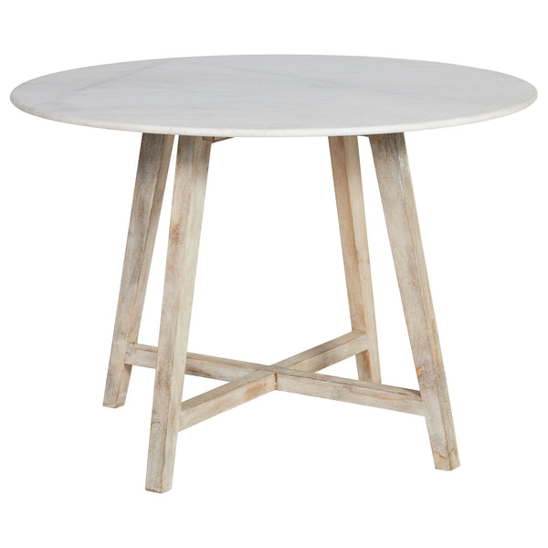 Shop Irving Round Dining Table 110cm at Rose St Trading Co