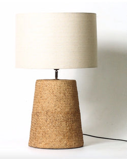 Shop Seagrass Lamp- Large at Rose St Trading Co