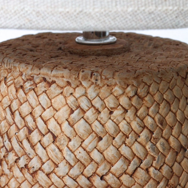 Shop Seagrass Table Lamp- Small at Rose St Trading Co