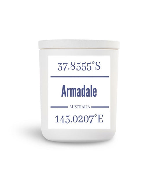 Shop Destination Candle | Armadale - South at Rose St Trading Co
