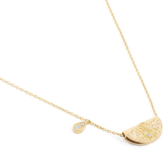 Shop Gold Love Deeply Necklace at Rose St Trading Co