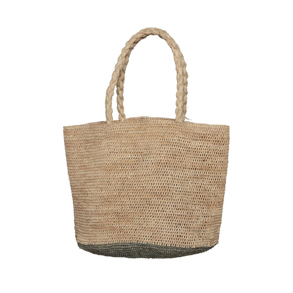 Shop Jacotte Bag - Light Grey at Rose St Trading Co